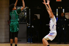CIAC Boys Basketball; Crosby 107 vs. Wilby 63 - Photo # (97)