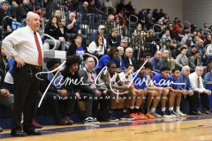 CIAC Boys Basketball - Crosby 58 vs. Sacred Heart 64 - Photo (100)