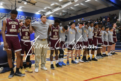 CIAC Boys Basketball - Crosby 58 vs. Sacred Heart 64 - Photo (35)