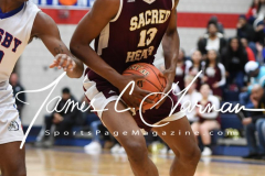 CIAC Boys Basketball - Crosby 58 vs. Sacred Heart 64 - Photo (67)
