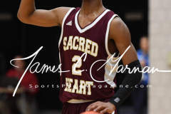 CIAC Boys Basketball - Crosby 58 vs. Sacred Heart 64 - Photo (79)