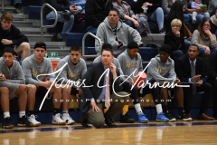 CIAC Boys Basketball - Crosby 58 vs. Sacred Heart 64 - Photo (80)