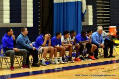 CIAC Boys Basketball; Crosby 85 vs. Kennedy 66 - Photo # 058