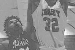 CIAC Boys Basketball; Crosby 85 vs. Kennedy 66 - Photo # 104