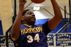 CIAC Boys Basketball; Crosby 85 vs. Kennedy 66 - Photo # 139