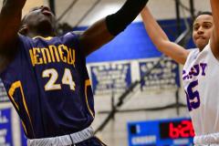 CIAC Boys Basketball; Crosby 85 vs. Kennedy 66 - Photo # 172
