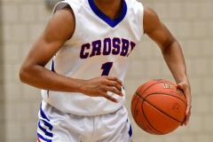 CIAC Boys Basketball; Crosby 85 vs. Kennedy 66 - Photo # 197