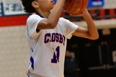 CIAC Boys Basketball; Crosby 85 vs. Kennedy 66 - Photo # 201
