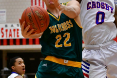 CIAC Boys Basketball; Crosby 86 vs. Holy Cross 70 - Photo # 076