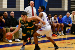 CIAC Boys Basketball; Crosby 86 vs. Holy Cross 70 - Photo # 090