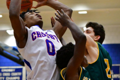 CIAC Boys Basketball; Crosby 86 vs. Holy Cross 70 - Photo # 105