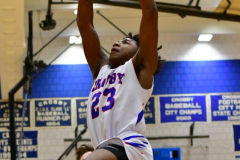 CIAC Boys Basketball; Crosby 86 vs. Holy Cross 70 - Photo # 126