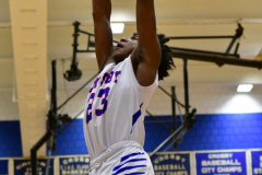 CIAC Boys Basketball; Crosby 86 vs. Holy Cross 70 - Photo # 127