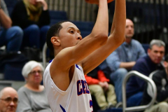 CIAC Boys Basketball; Crosby 86 vs. Holy Cross 70 - Photo # 139