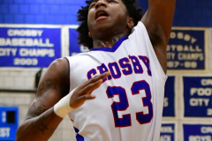 CIAC Boys Basketball; Crosby 86 vs. Holy Cross 70 - Photo # 150