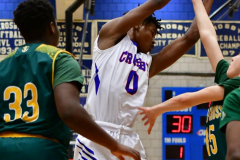 CIAC Boys Basketball; Crosby 86 vs. Holy Cross 70 - Photo # 153