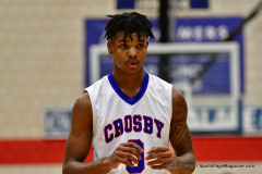 CIAC Boys Basketball; Crosby 86 vs. Holy Cross 70 - Photo # 174