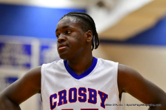 CIAC Boys Basketball; Crosby 86 vs. Holy Cross 70 - Photo # 185