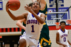 CIAC Boys Basketball; Crosby 86 vs. Holy Cross 70 - Photo # 202
