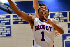CIAC Boys Basketball; Crosby 86 vs. Holy Cross 70 - Photo # 203