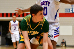 CIAC Boys Basketball; Crosby 86 vs. Holy Cross 70 - Photo # 205