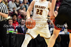 Gallery CIAC Boys Basketball Div IV Final: #3 Granby Memorial 39 vs. #4 New Canaan 55