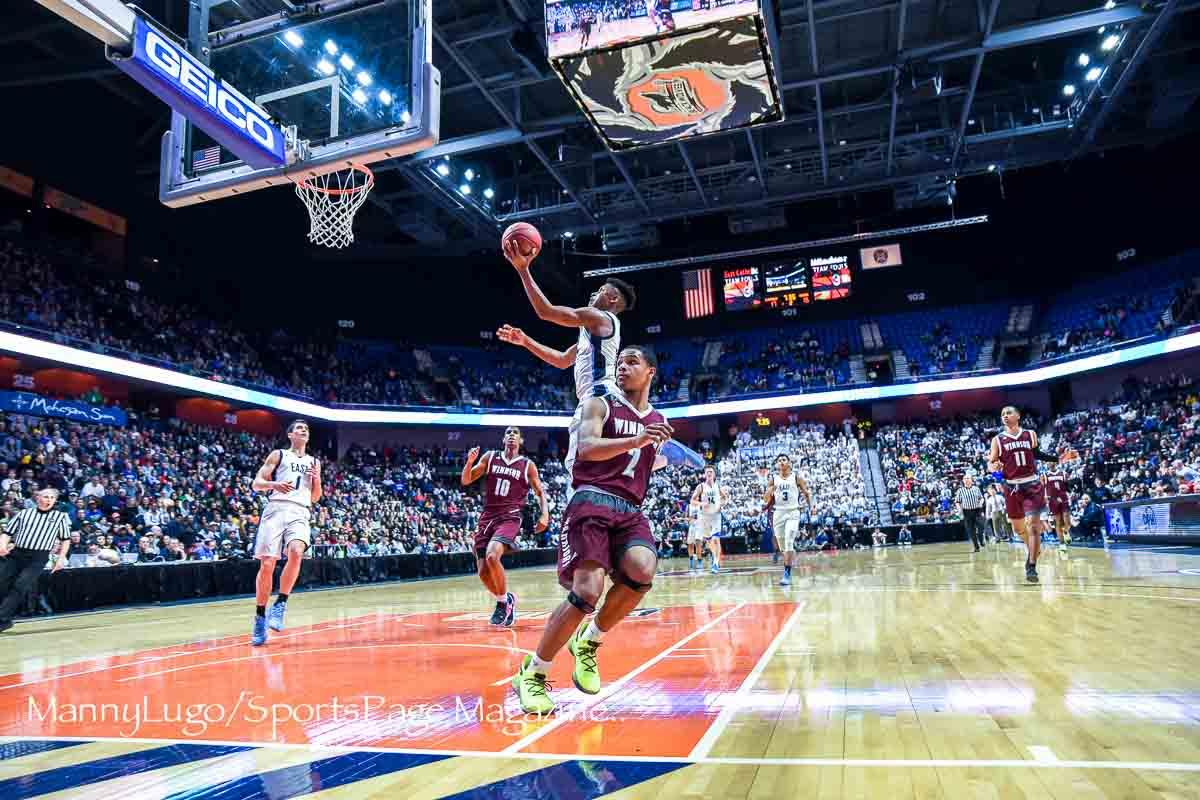 Gallery CIAC Boys Basketball Division 1 Finals: #1 East