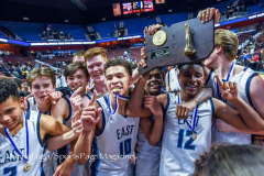 Gallery CIAC CT Boys Basketball Championship- Division I - #1 East Catholic 79 vs #6 Windsor 74-46