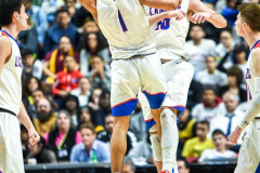 Gallery CIAC CT Boys Basketball Championship- Division 2 - #1 Waterford 63 vs #6 New Britain Photo#