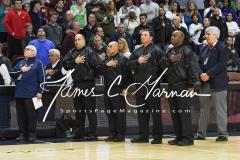 CIAC Boys Basketball Division III Finals - #1 Farmington 55 vs #9 Amistad 45 - Photo (10)
