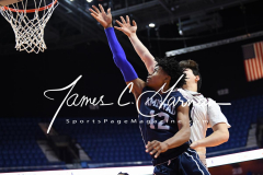 CIAC Boys Basketball Division III Finals - #1 Farmington 55 vs #9 Amistad 45 - Photo (101)