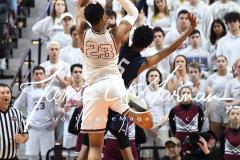 CIAC Boys Basketball Division III Finals - #1 Farmington 55 vs #9 Amistad 45 - Photo (104)