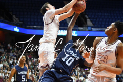 CIAC Boys Basketball Division III Finals - #1 Farmington 55 vs #9 Amistad 45 - Photo (108)