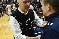 CIAC Boys Basketball Division III Finals - #1 Farmington 55 vs #9 Amistad 45 - Photo (114)