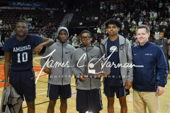 CIAC Boys Basketball Division III Finals - #1 Farmington 55 vs #9 Amistad 45 - Photo (117)