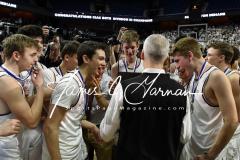 CIAC Boys Basketball Division III Finals - #1 Farmington 55 vs #9 Amistad 45 - Photo (120)