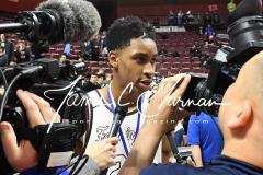 CIAC Boys Basketball Division III Finals - #1 Farmington 55 vs #9 Amistad 45 - Photo (128)