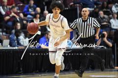 CIAC Boys Basketball Division III Finals - #1 Farmington 55 vs #9 Amistad 45 - Photo (19)