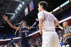 CIAC Boys Basketball Division III Finals - #1 Farmington 55 vs #9 Amistad 45 - Photo (26)