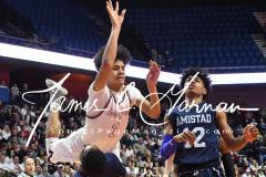 CIAC Boys Basketball Division III Finals - #1 Farmington 55 vs #9 Amistad 45 - Photo (27)