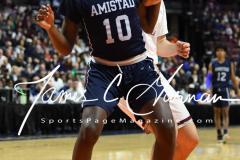 CIAC Boys Basketball Division III Finals - #1 Farmington 55 vs #9 Amistad 45 - Photo (31)