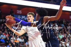 CIAC Boys Basketball Division III Finals - #1 Farmington 55 vs #9 Amistad 45 - Photo (33)