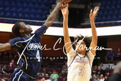 CIAC Boys Basketball Division III Finals - #1 Farmington 55 vs #9 Amistad 45 - Photo (40)
