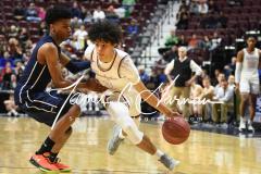CIAC Boys Basketball Division III Finals - #1 Farmington 55 vs #9 Amistad 45 - Photo (45)