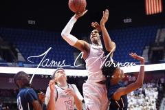 CIAC Boys Basketball Division III Finals - #1 Farmington 55 vs #9 Amistad 45 - Photo (50)