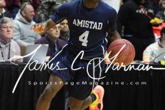 CIAC Boys Basketball Division III Finals - #1 Farmington 55 vs #9 Amistad 45 - Photo (70)