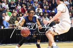 CIAC Boys Basketball Division III Finals - #1 Farmington 55 vs #9 Amistad 45 - Photo (97)