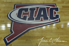 CIAC Boys Basketball Division V Finals - #1 Innovation 62 vs. #3 Old Lyme 41 - Photo (1)