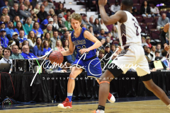 CIAC Boys Basketball Division V Finals - #1 Innovation 62 vs. #3 Old Lyme 41 - Photo (14)