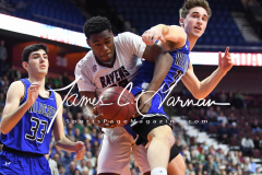 CIAC Boys Basketball Division V Finals - #1 Innovation 62 vs. #3 Old Lyme 41 - Photo (18)